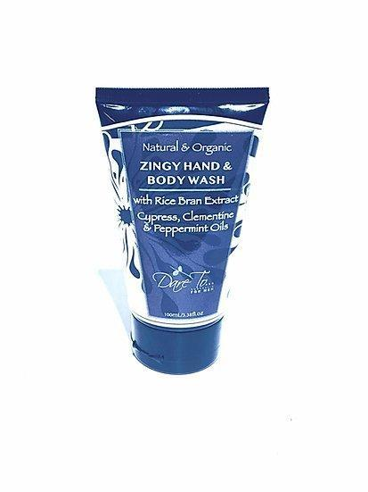 ZINGY HAND & BODY WASH | Trada Marketplace
