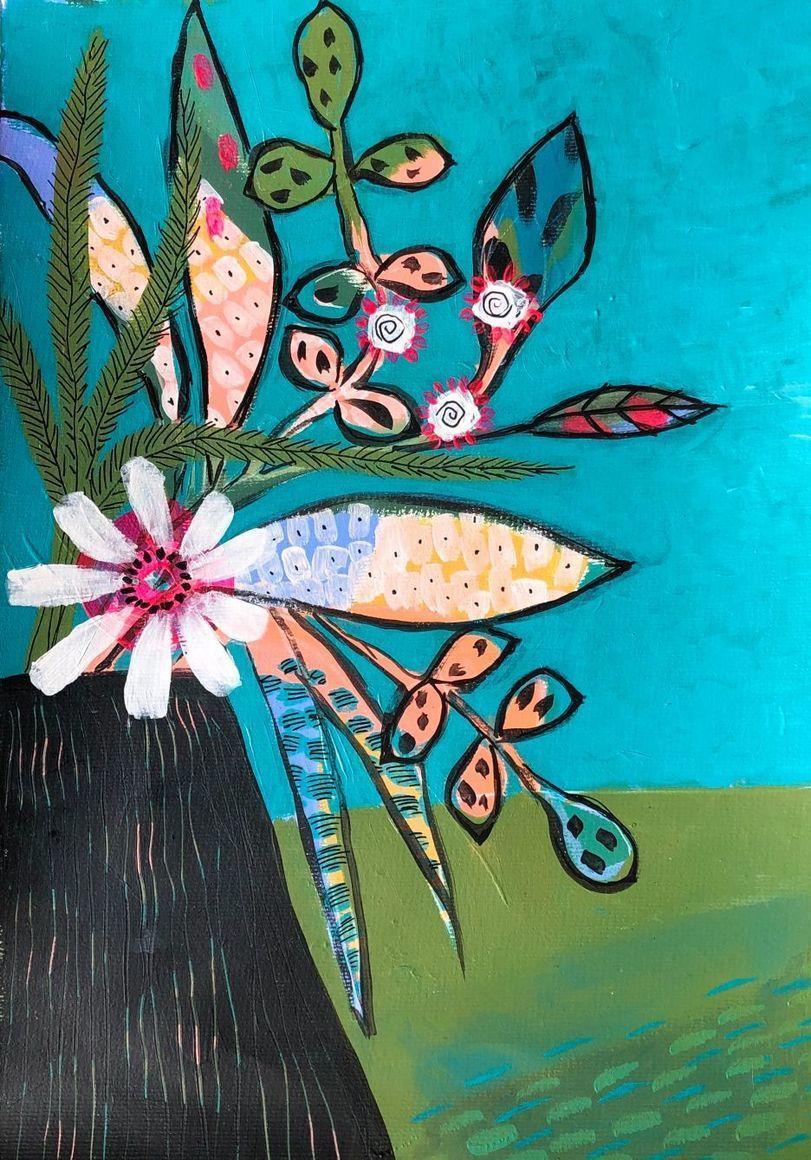 Vicki'S Vase Card | Trada Marketplace