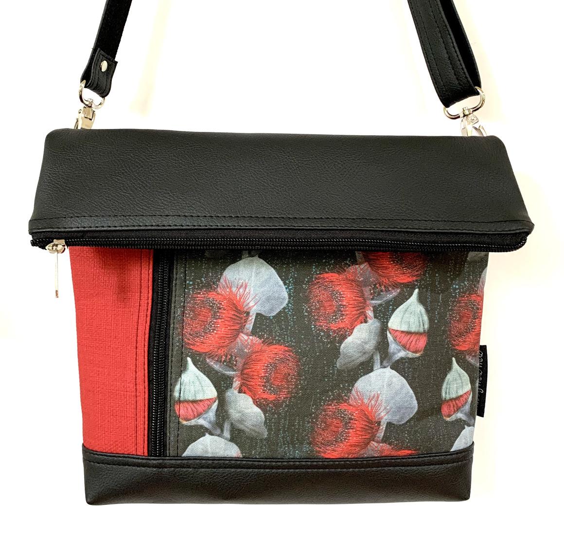Inge Bag in Red Gum Flower | Trada Marketplace