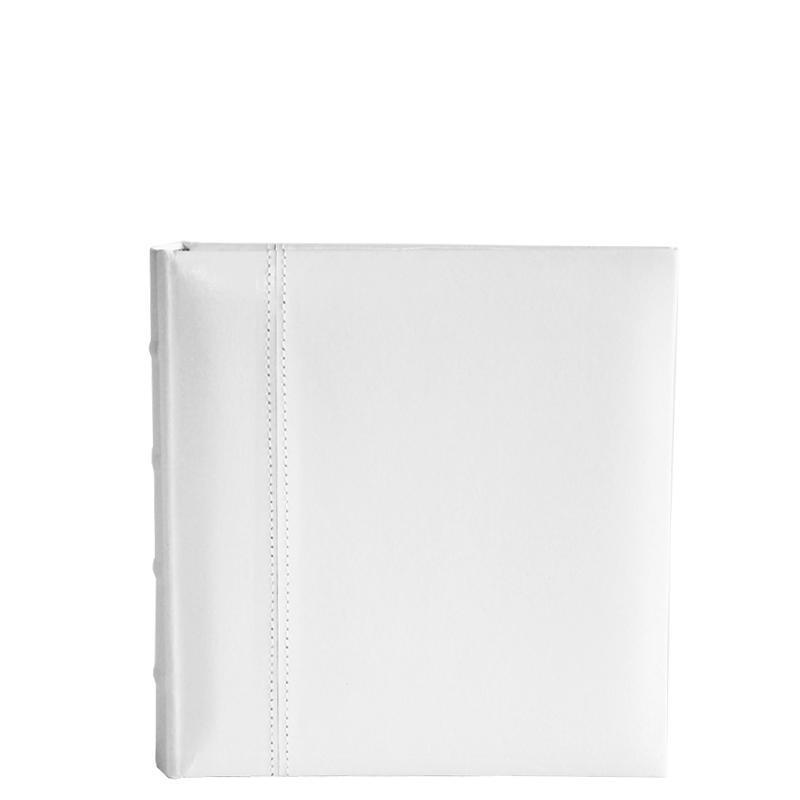 Glorious Leather 200 Photo Slip in White   Trada Marketplace