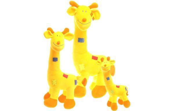 X841 Medium Yellow Giraffe 60cm    Trada Marketplace