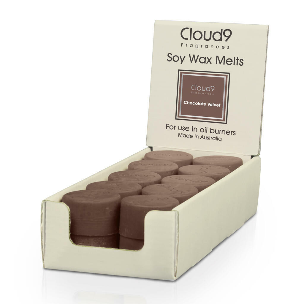 Chocolate Velvet Melts-Box of 20 | Trada Marketplace