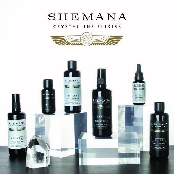 Shemana Crystalline Elixirs | Trada Marketplace