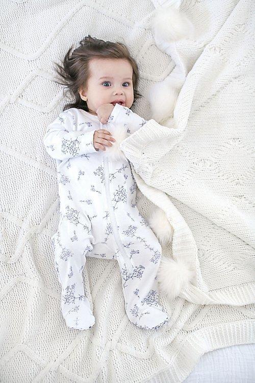 Baby Breathe LS Jumpsuit  | Trada Marketplace