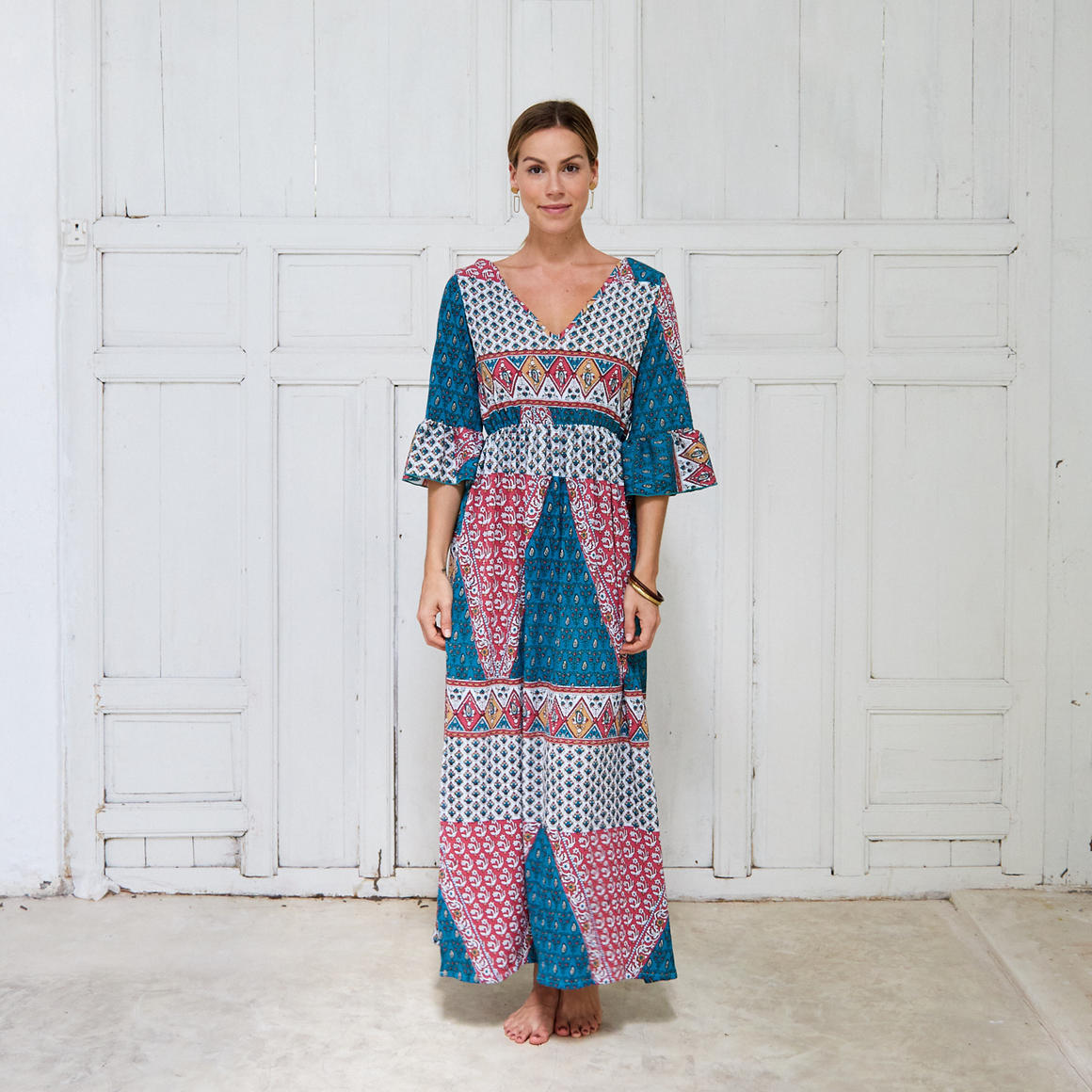 Turquoise empire dress - 2 pack | Trada Marketplace