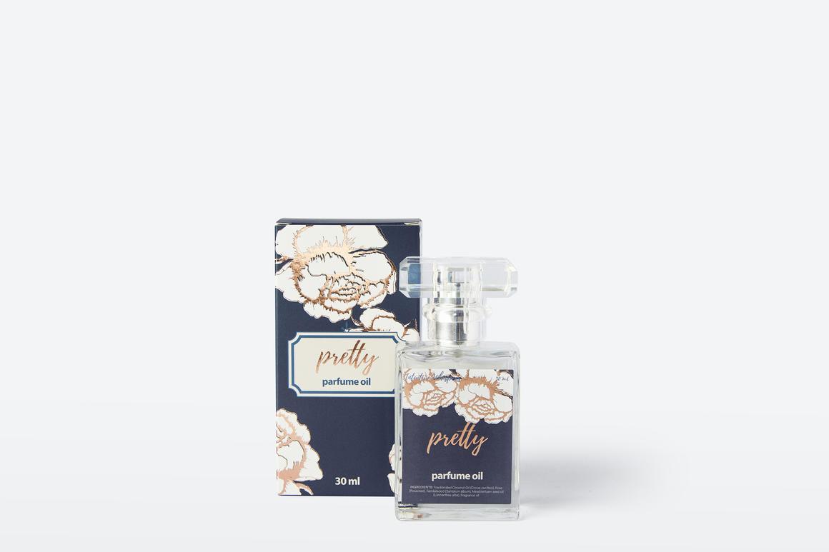 Parfume Oil - Luxe Collection - Pretty 30ml   Trada Marketplace