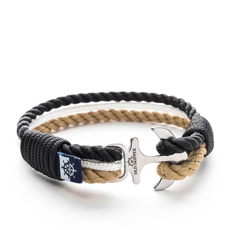 Calico Jack - Nautical Rope Anchor Bracelet | Trada Marketplace