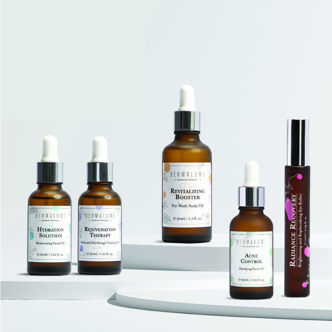 Dermalume Comprehensive Aroma Oil Starter Kit | Trada Marketplace