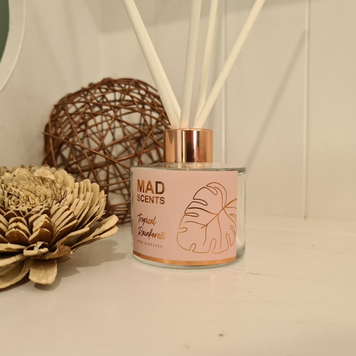 Tropical Rainforest reed diffuser | Trada Marketplace