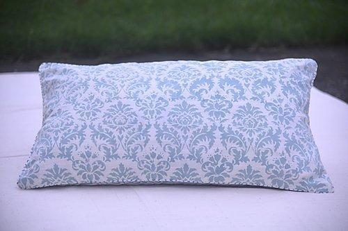 Phulhari light blue Cushion | Trada Marketplace