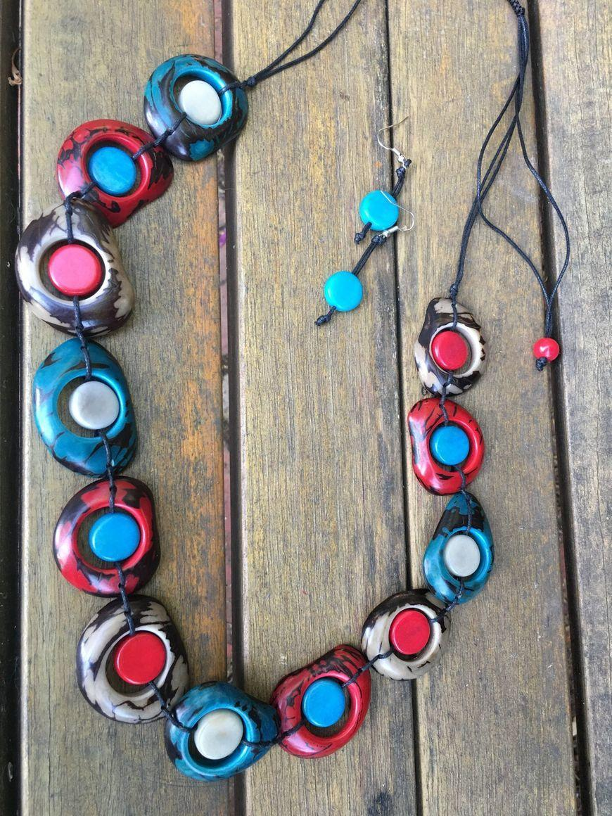 Agustina Necklace/Set | Trada Marketplace