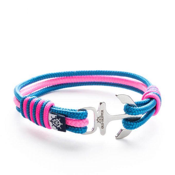 Canary - Nautical Rope Anchor Bracelet | Trada Marketplace