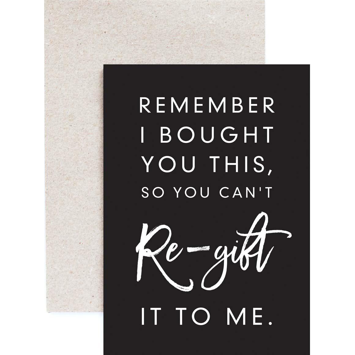Re-gift | Trada Marketplace
