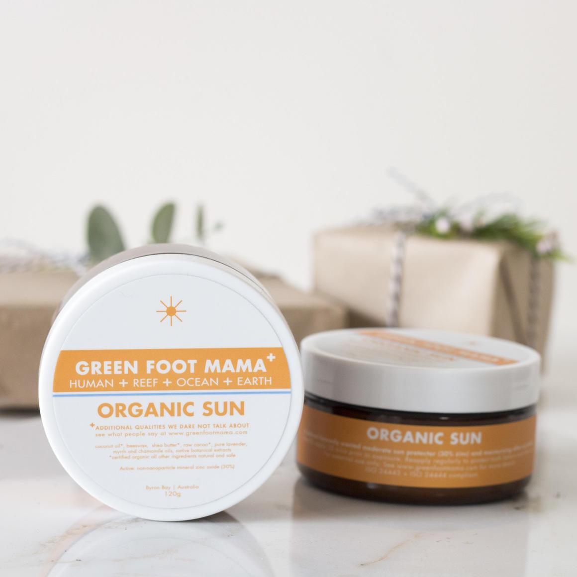 Organic Sun Balm | Trada Marketplace