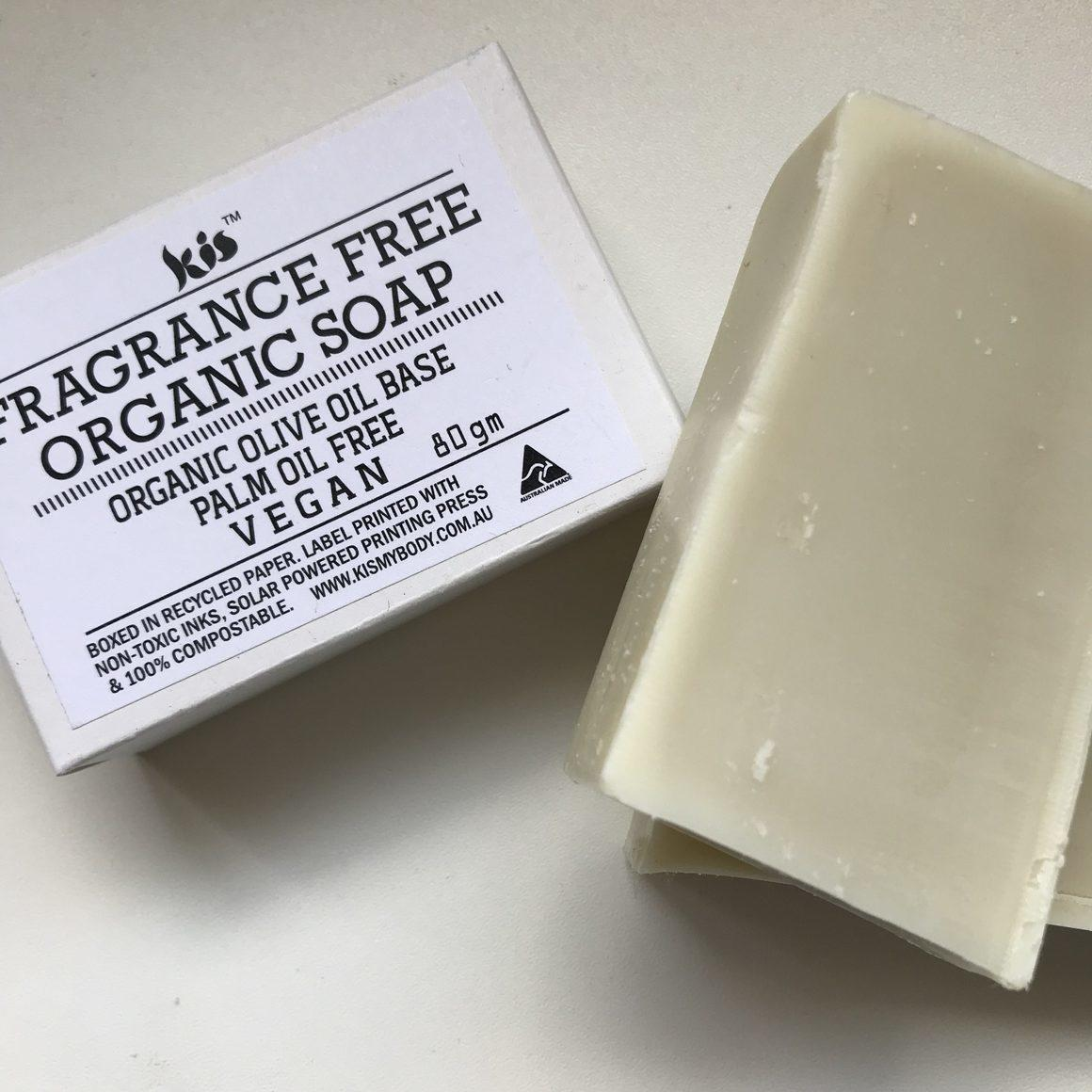 Kis Fragrance Free soap boxed or unboxed   Trada Marketplace