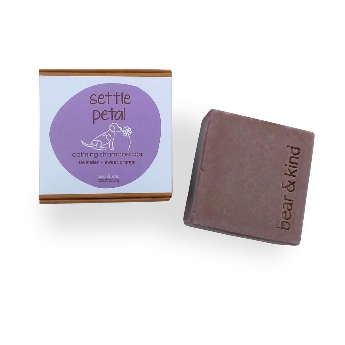 Settle Petal Calming Shampoo Bar | Trada Marketplace