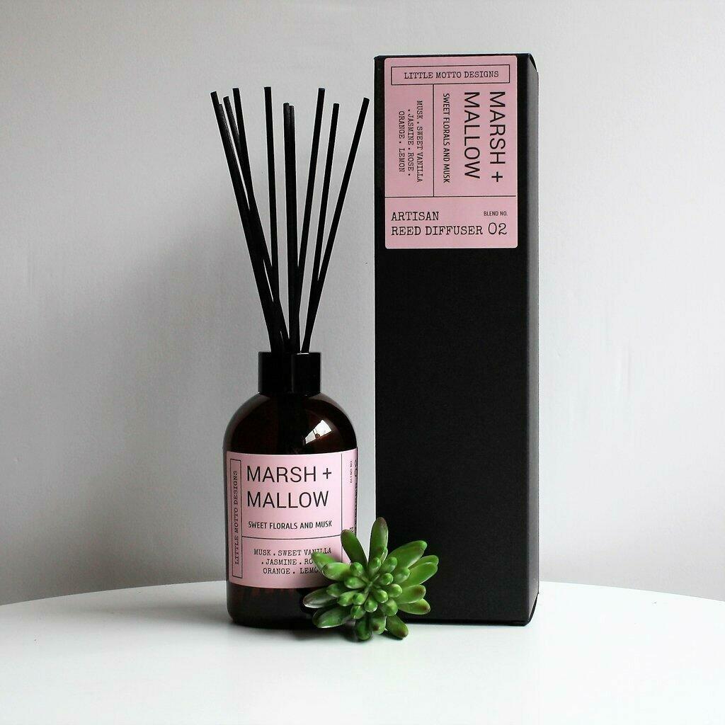 Amber Brights Diffuser - Marshmallow | Trada Marketplace