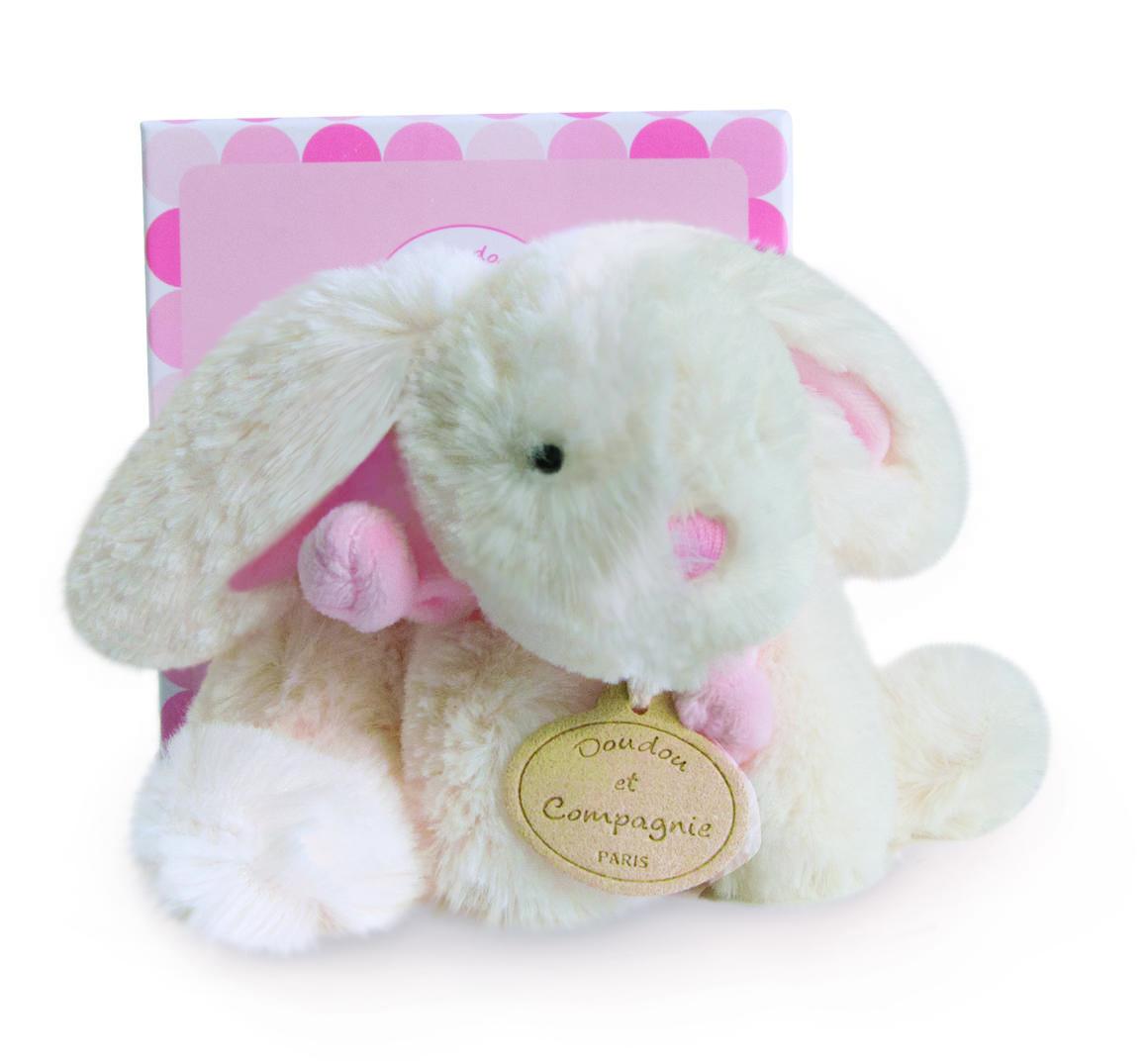 large pink rabbit 30cm + gift box   Trada Marketplace