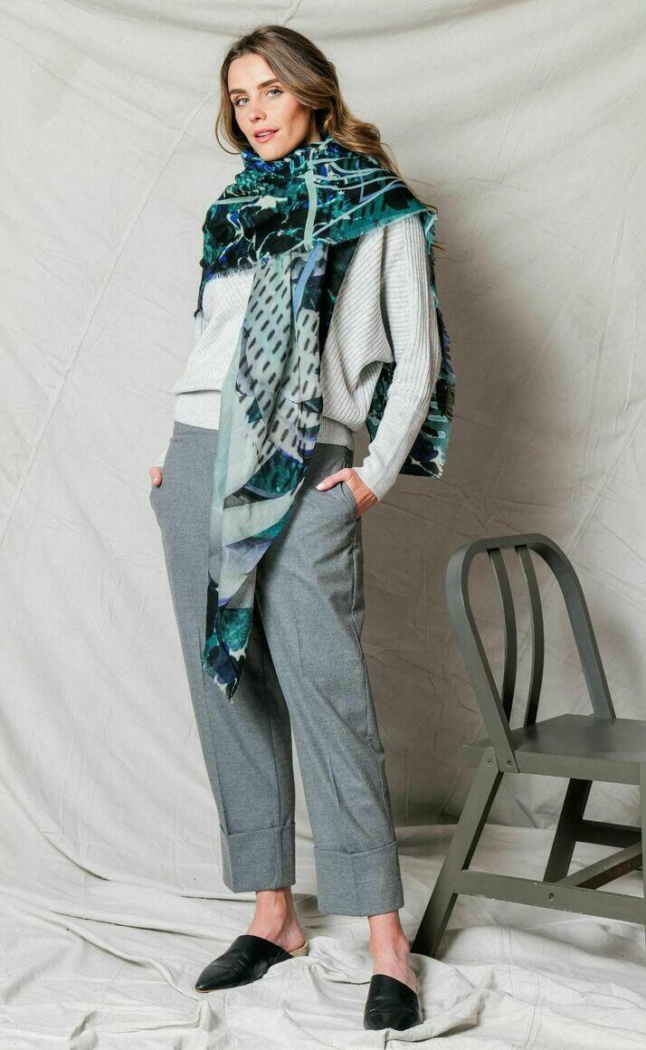 Merino Wool Scarf | ACT  | Trada Marketplace