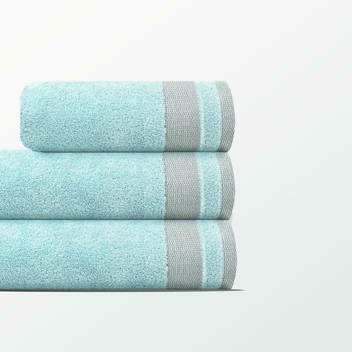 RC SURF Super Soft Towel Collection - Turquoise - Bath Sheet   Trada Marketplace