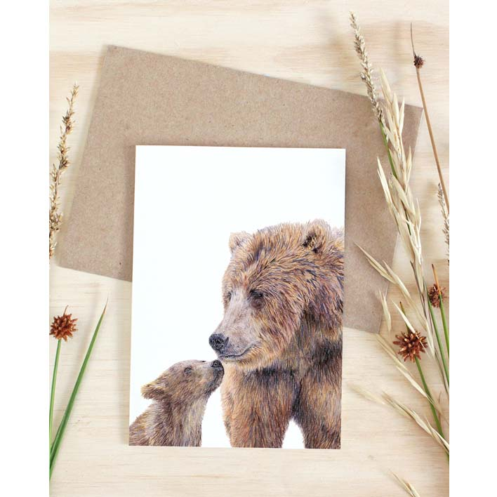 Bear Card | Trada Marketplace