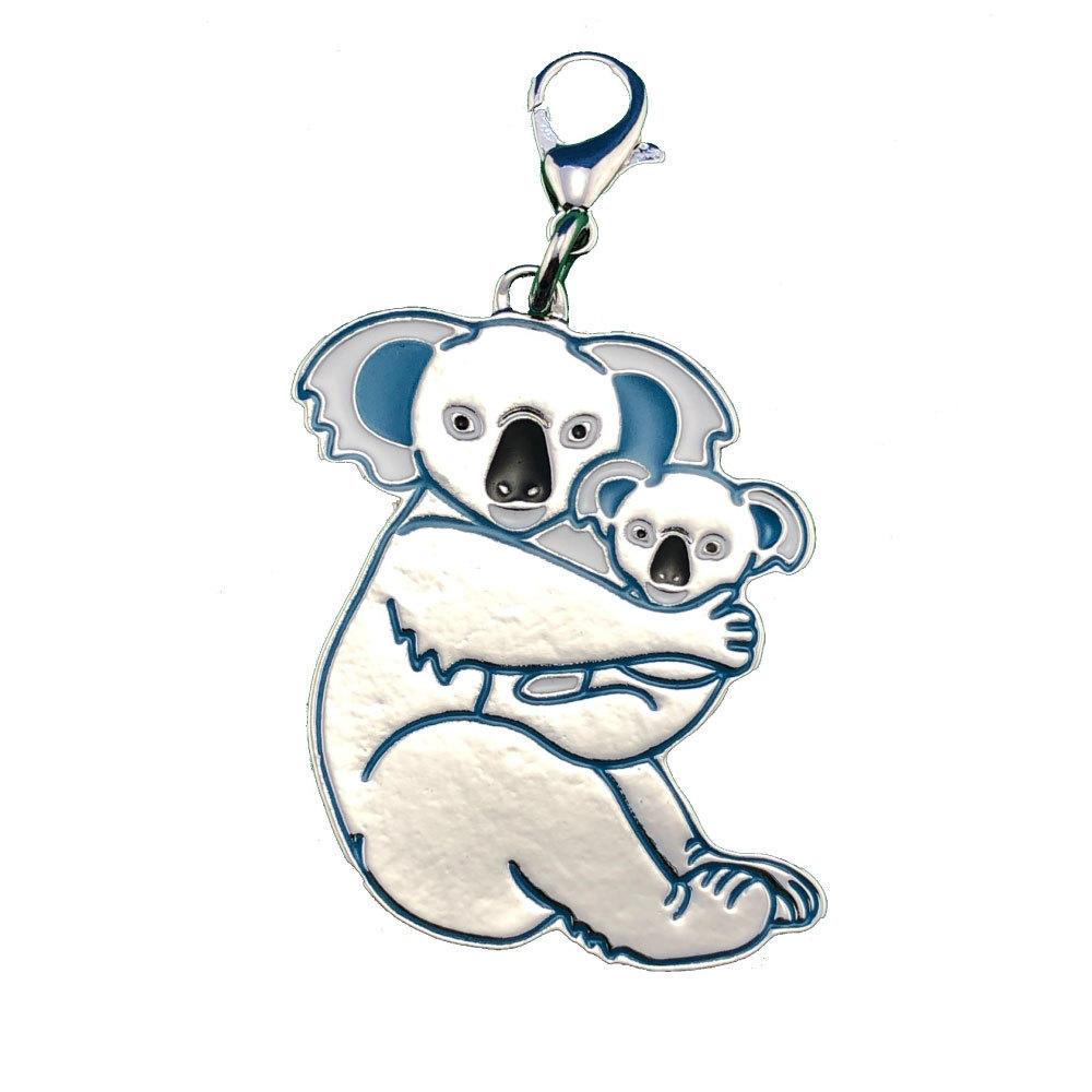 CHARM Koala Cuddles  Blue   | Trada Marketplace