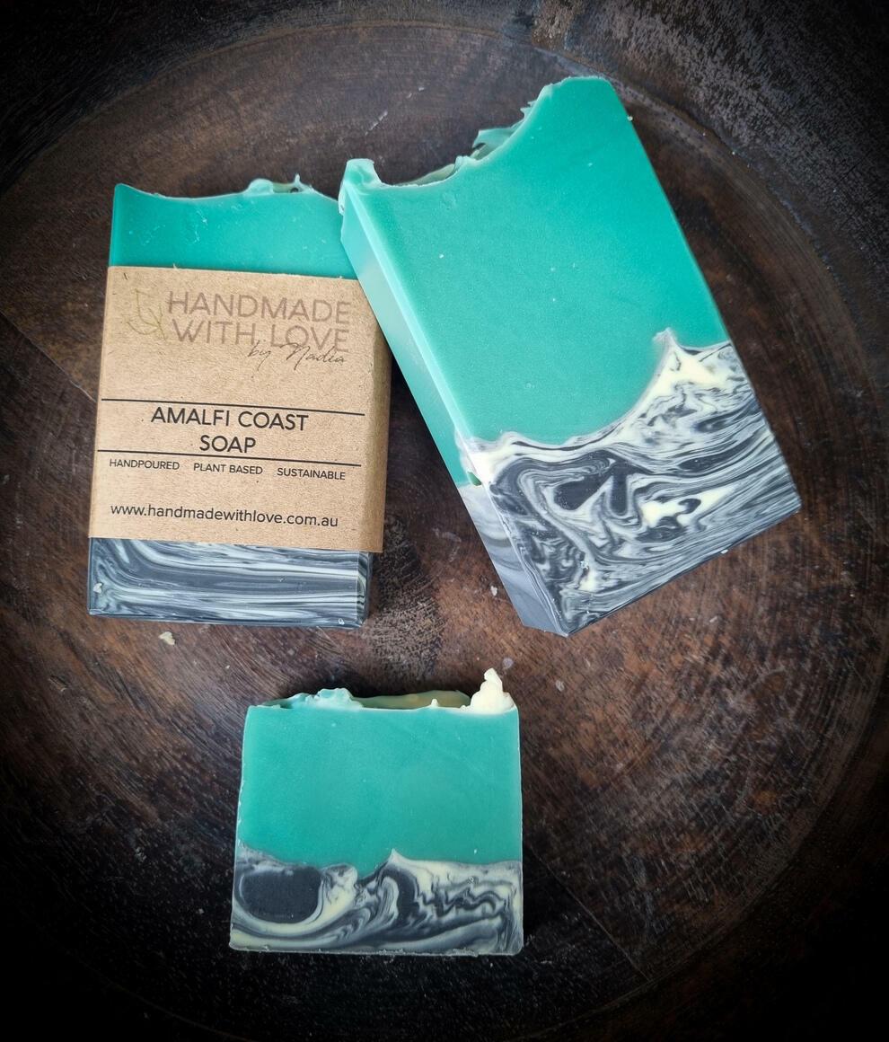 Amalfi Coast Soap | Trada Marketplace