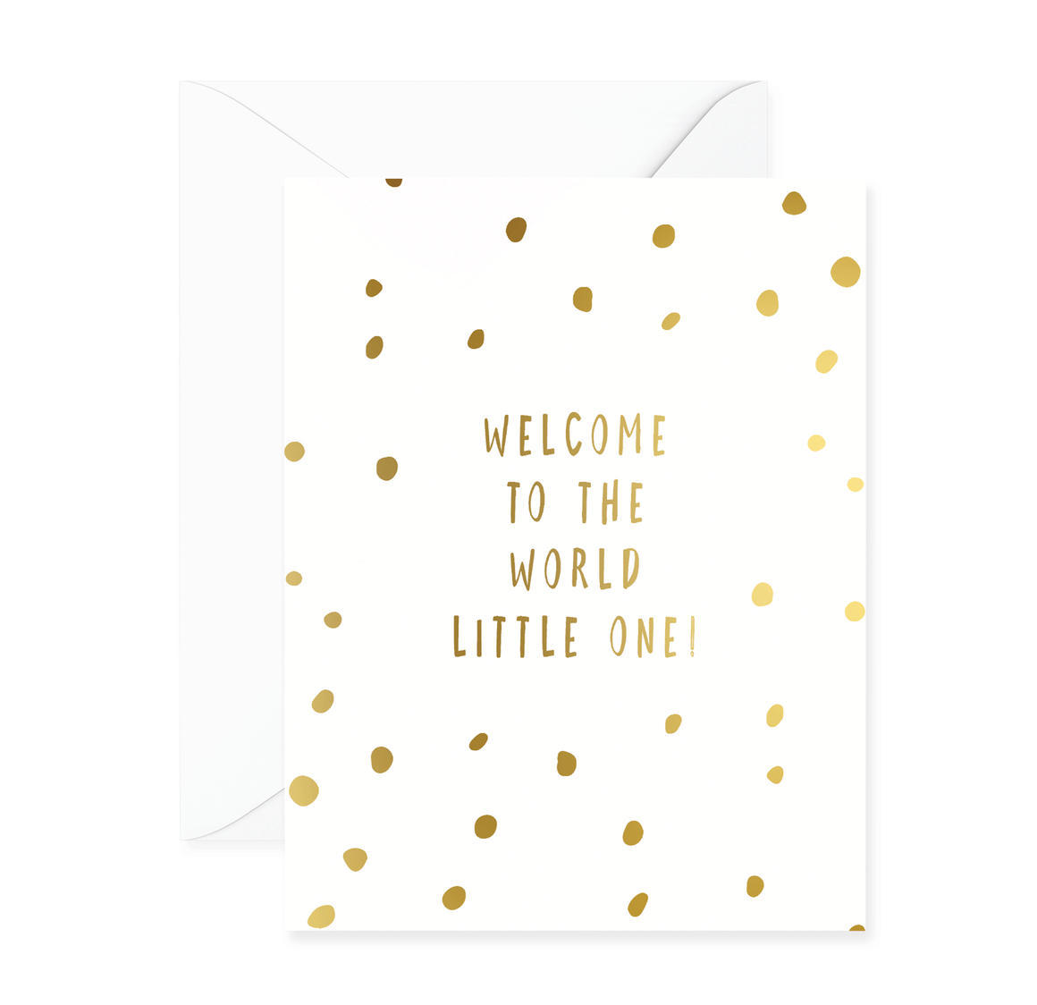 Welcome To The World Little One Greeting Card | Trada Marketplace