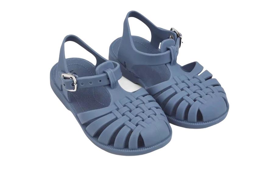 Jelly Sandals - Navy | Trada Marketplace