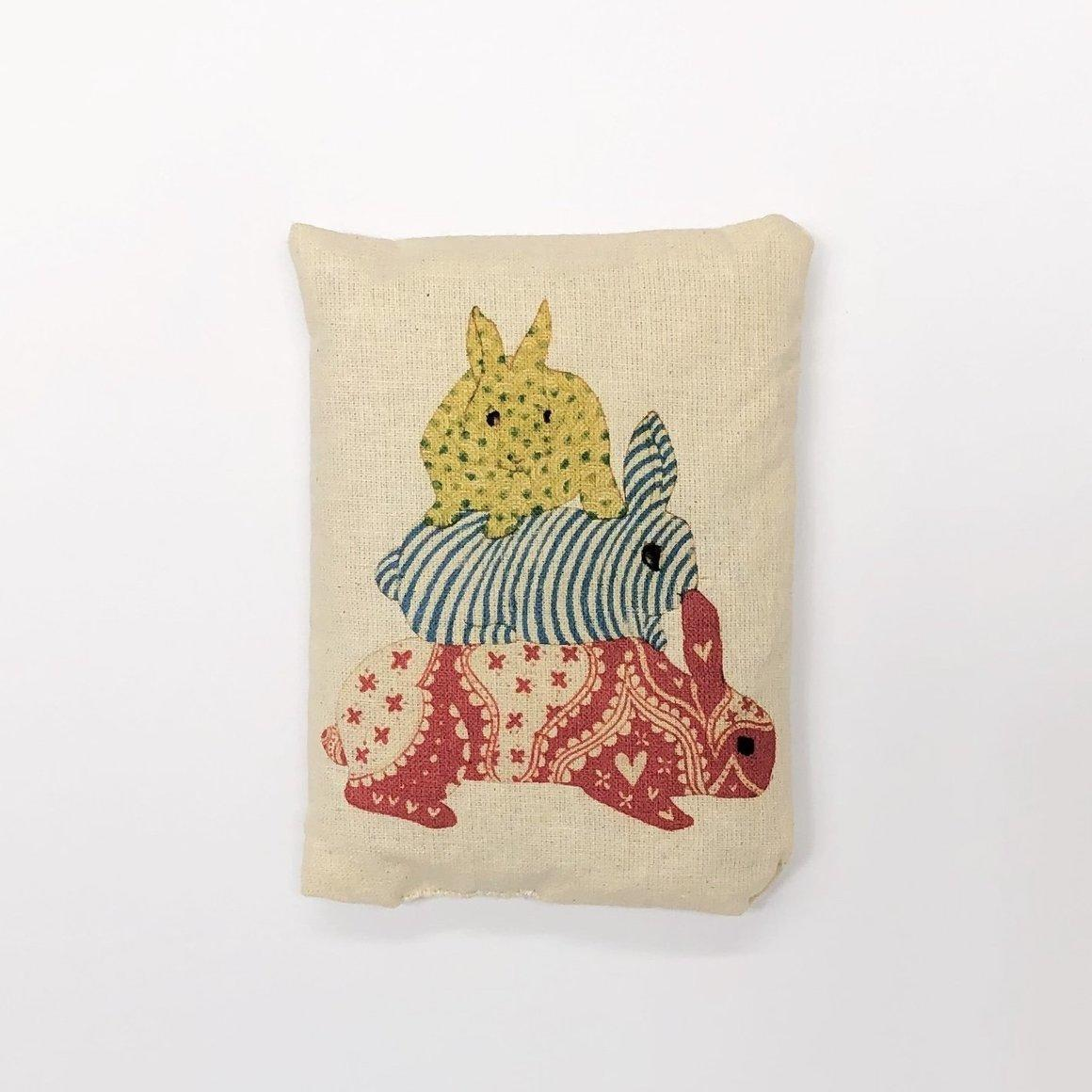 Mini Rice Bag - Bunny Stack | Trada Marketplace