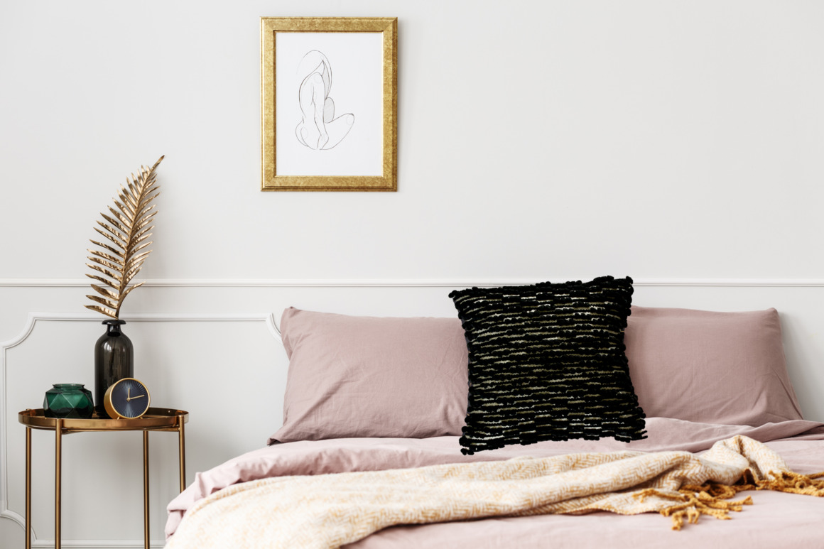 Niśā' BOHO Handmade Decorative textured Cushions Cover | Trada Marketplace