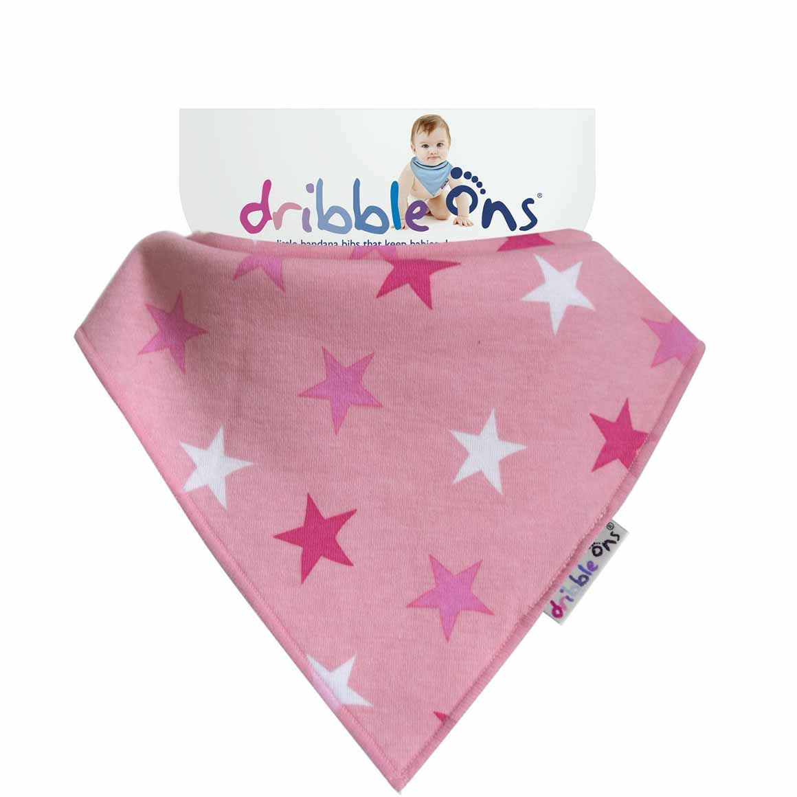 DRIBBLE ONS Pink Star | Trada Marketplace