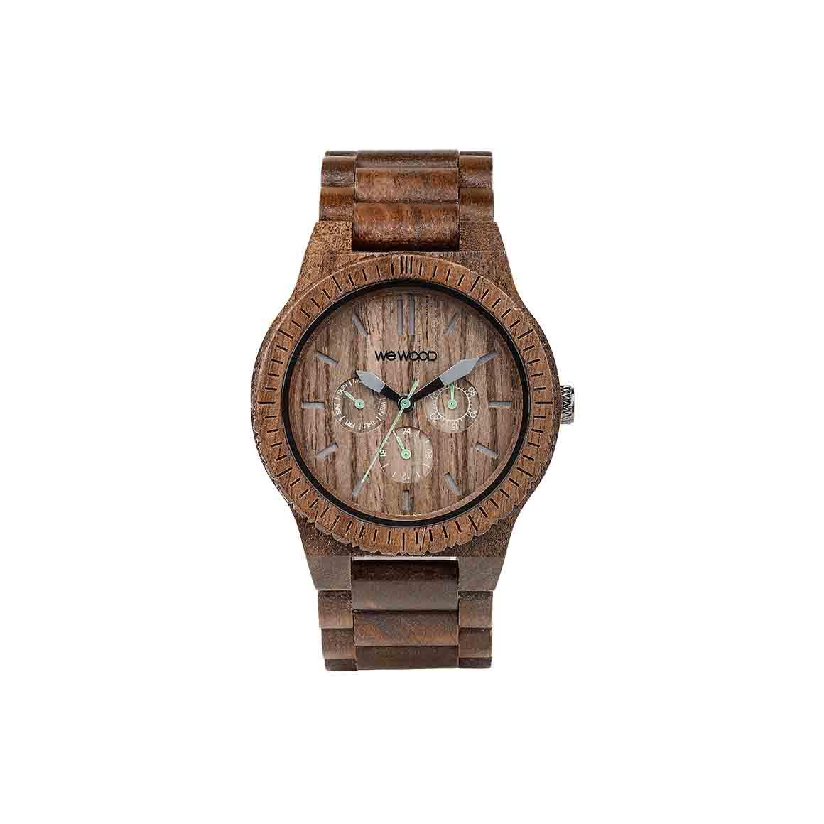 Kappa Nut Wood Watch   Trada Marketplace