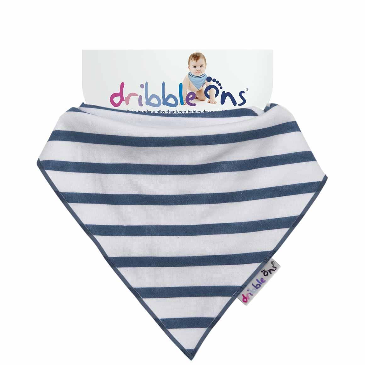 DRIBBLE ONS Nautical Stripe | Trada Marketplace
