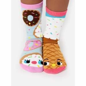 Donut & Ice Cream   Crowded Teeth Artist Series   Kids Mismatched Socks   Trada Marketplace