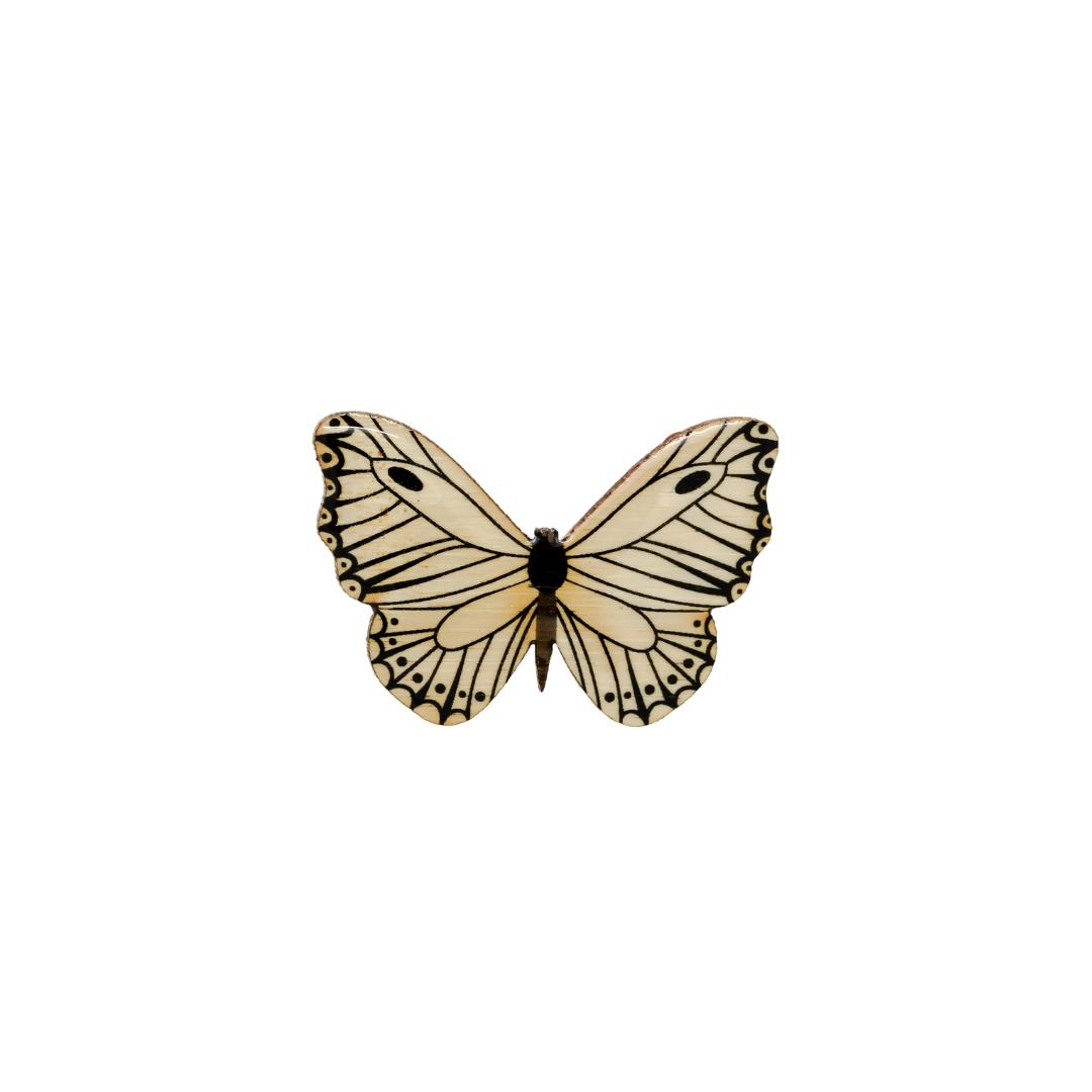 Butterfly IX Brooch   Trada Marketplace