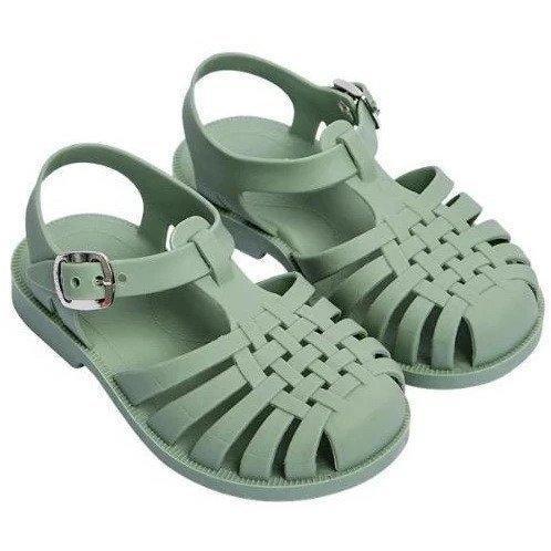 Jelly Sandals - Khaki | Trada Marketplace
