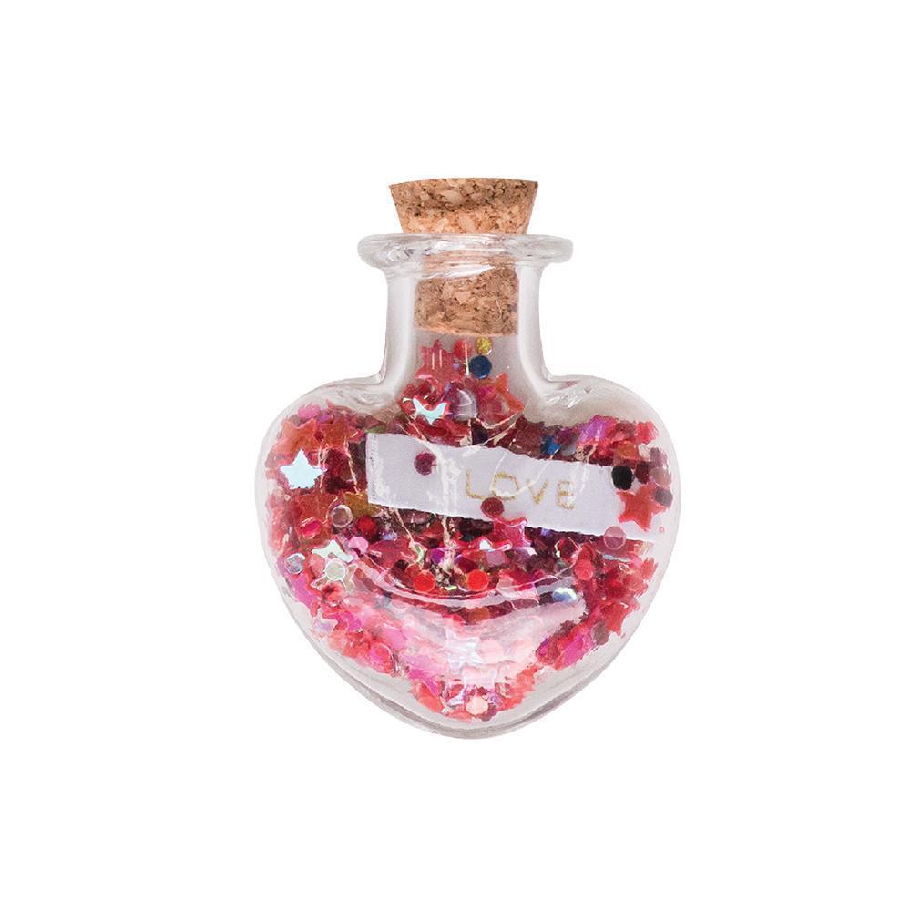 Trinket Bottle Love Red | Trada Marketplace