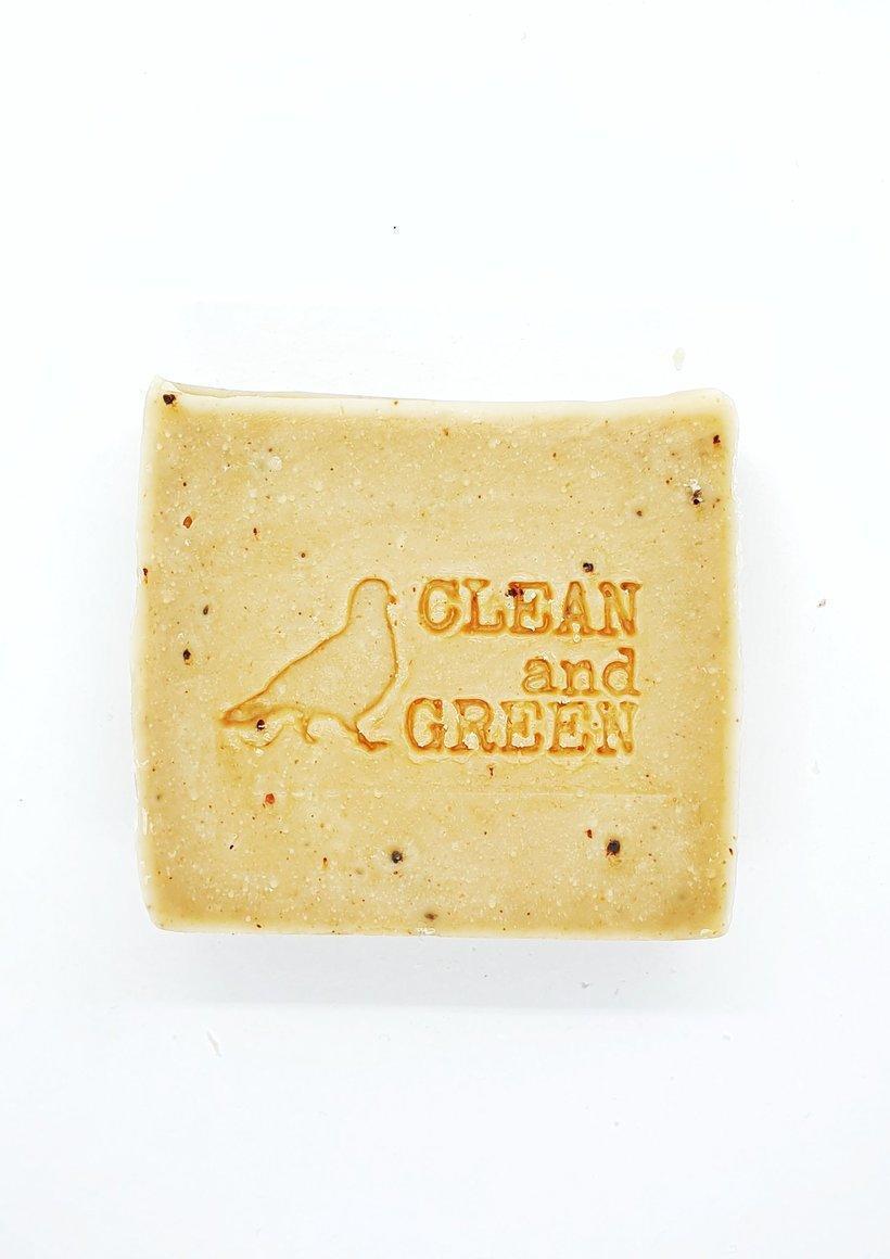 Matcha Oat Cucumber Face Soap | Trada Marketplace