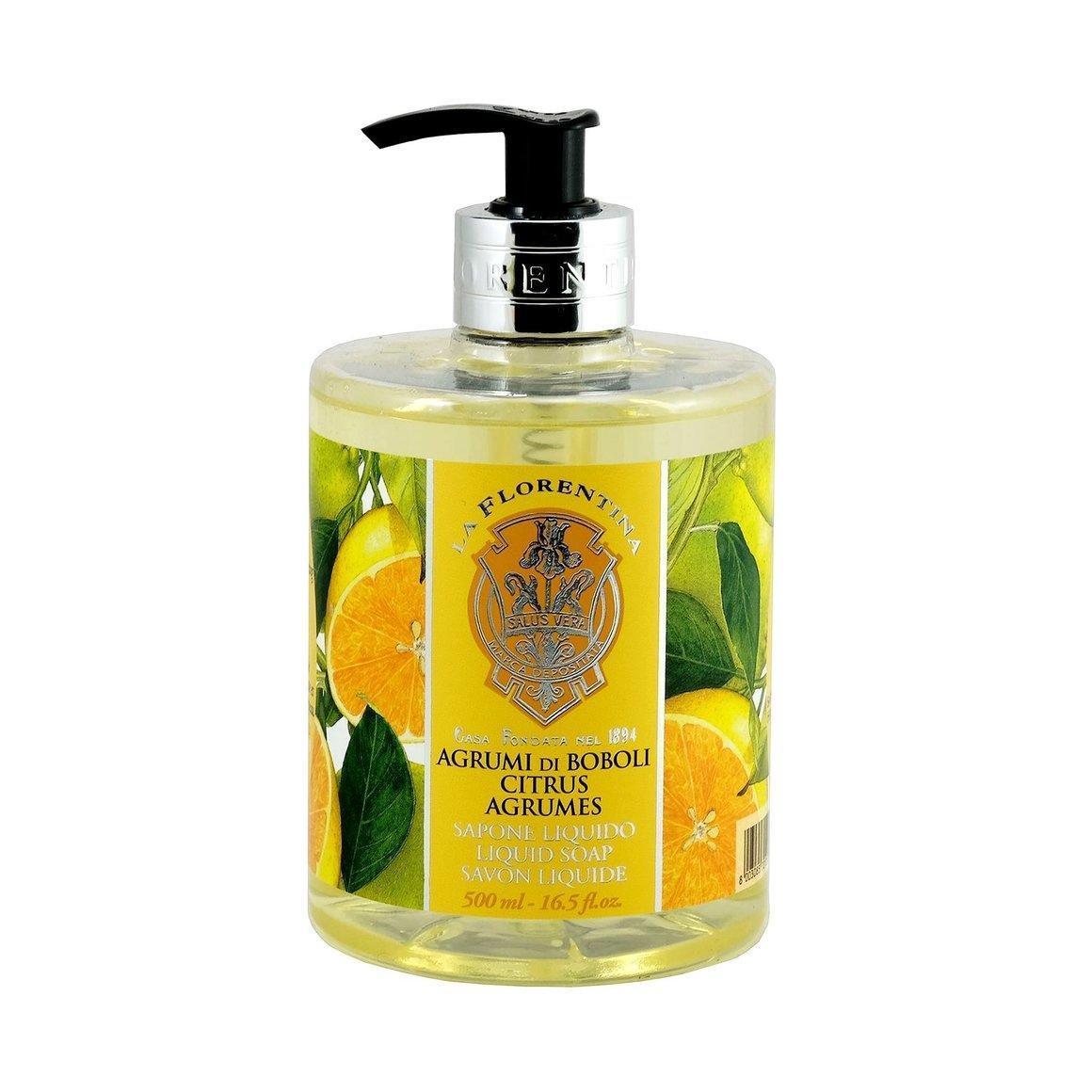 La Florentina Boboli Citrus Hand Wash Liquid Soap 500 ml   Trada Marketplace