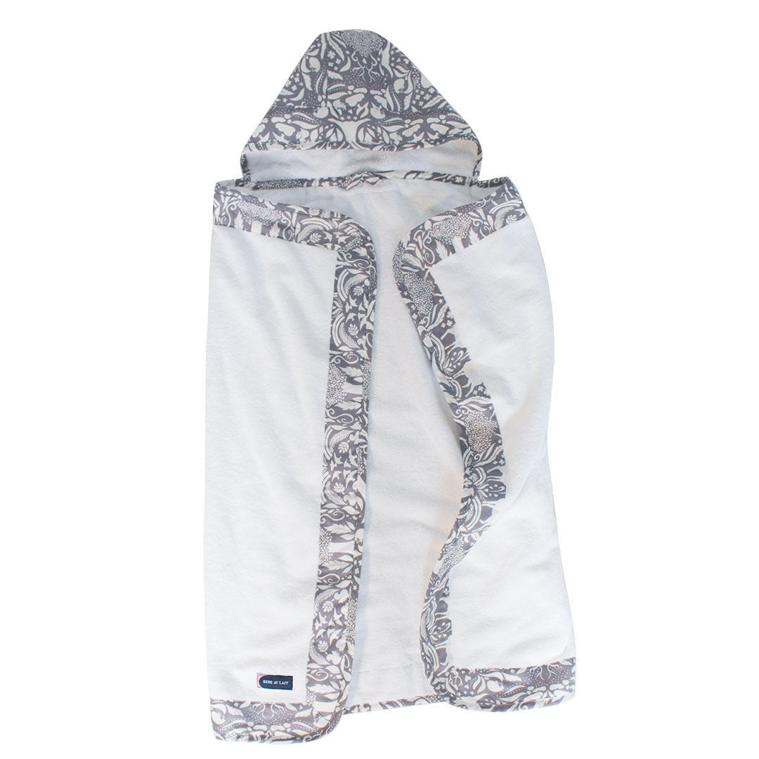 Woodland Baby Hooded Towel   Trada Marketplace