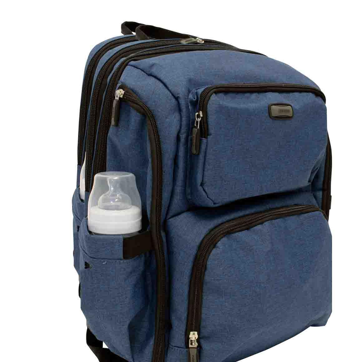 La Tasche Iconic Backpack - Blue Denim | Trada Marketplace
