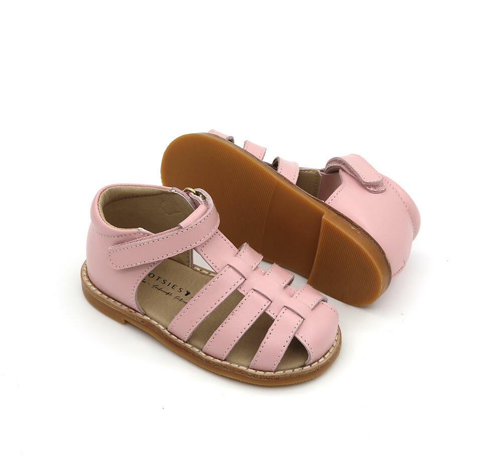 Harlow Sandals - Pink (NEW DESIGN) | Trada Marketplace