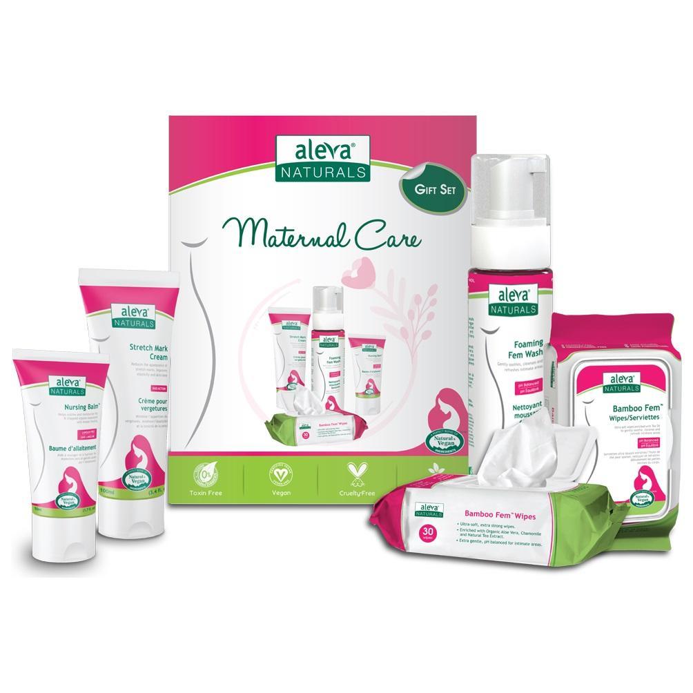 Aleva Natural Maternal Care Gift Set | Trada Marketplace