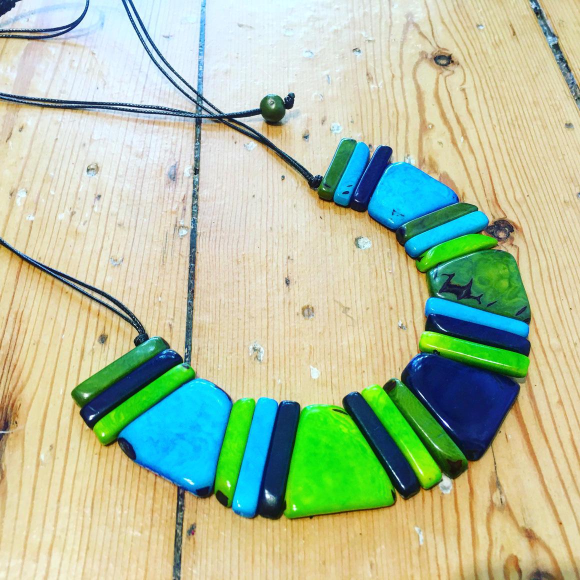 Trapezoide Pectoral Necklace | Trada Marketplace