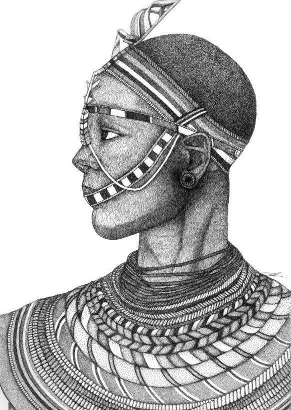 African Warrior   Trada Marketplace