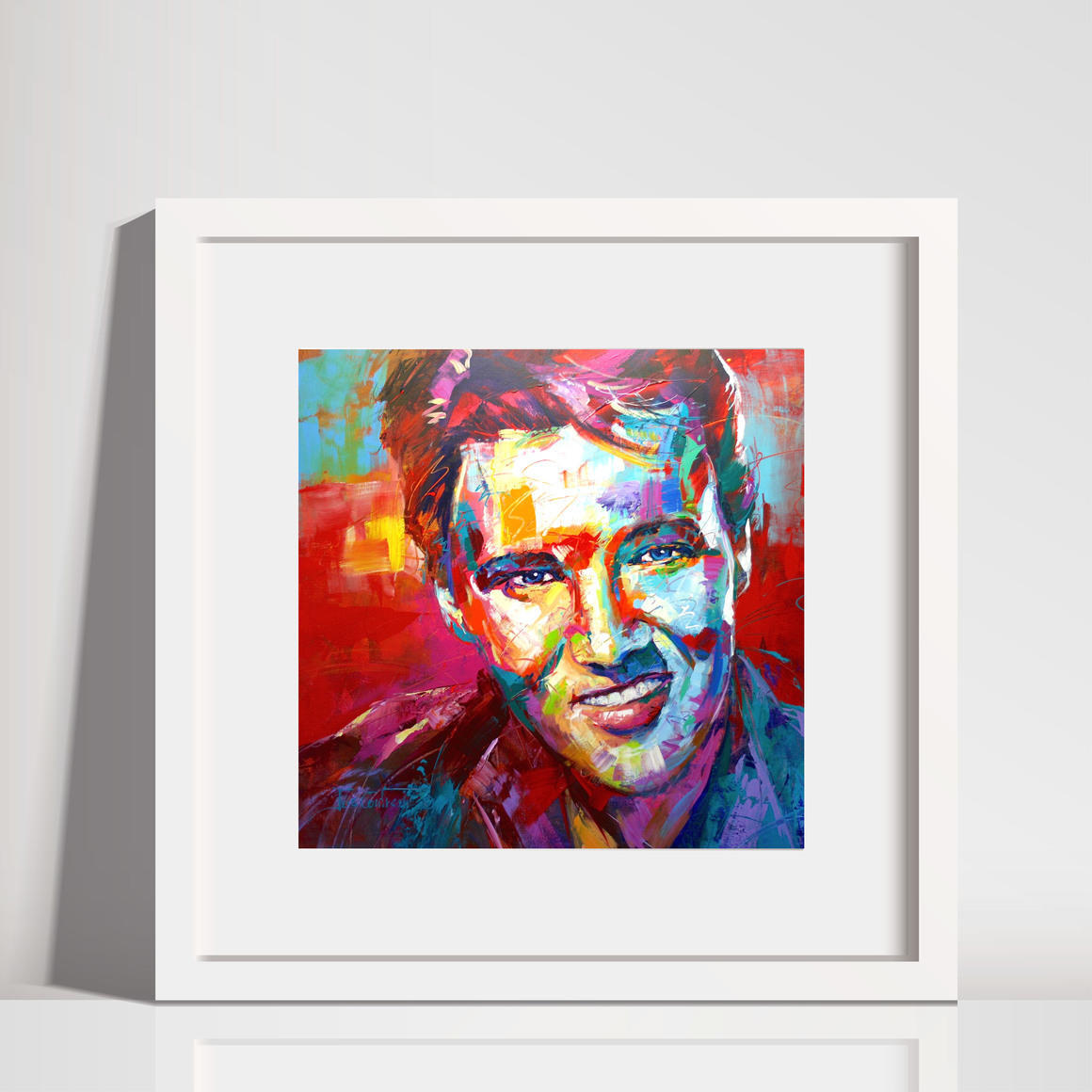 Elvis Presley Art Print | Trada Marketplace