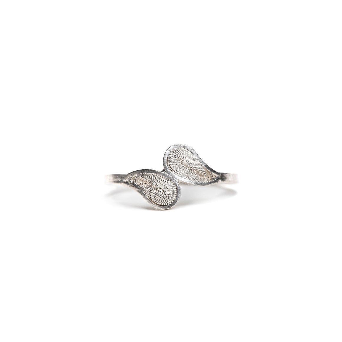 2 Drops Filigree Ring | Trada Marketplace