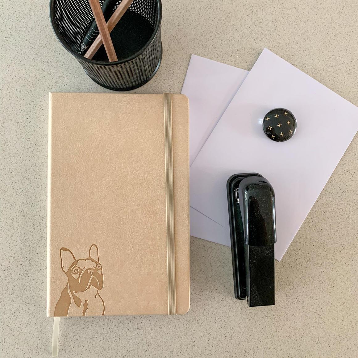 French Bulldog Notebook | Trada Marketplace