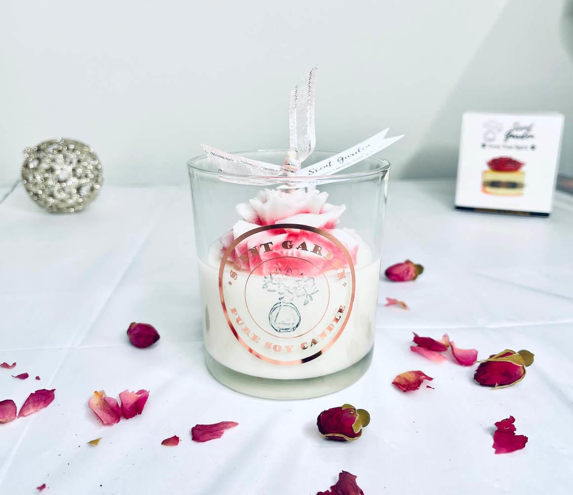 Carnation Candle | Trada Marketplace